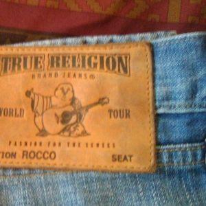 Men's Tru religion jeans